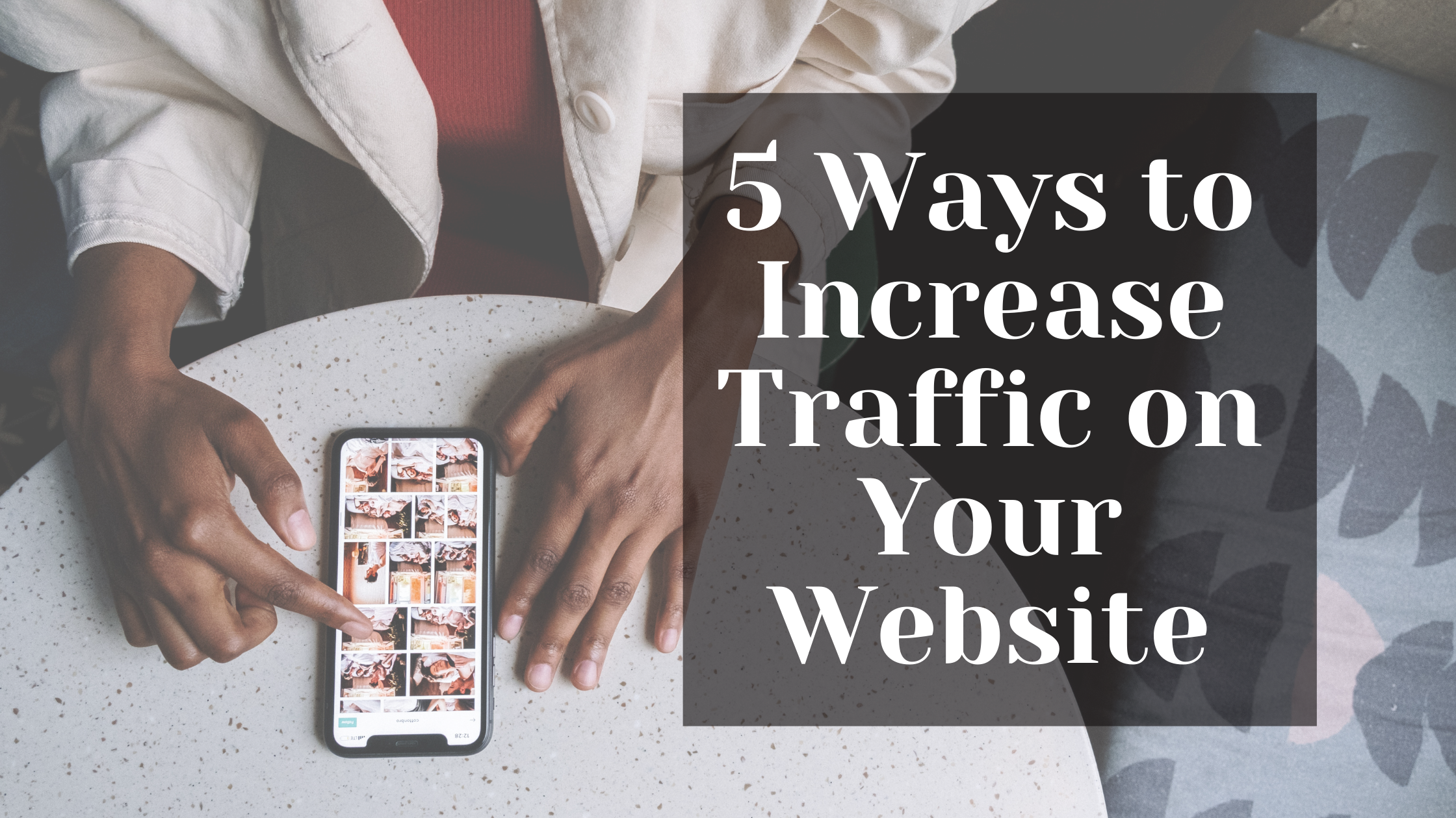 increase traffic for better reach